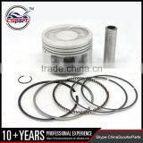 CB250 250cc Water Cooled Engine Piston Ring Kit Sets for LONCIN ZONGSHEN 70mm 16mm Bore Dirt Bike Atv Quad