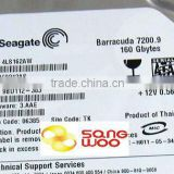 High quality all new seagate hard drive ST3160212AS Large spot