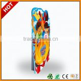 pop paper display stand for poster ,pop movie characters standee ,pop life side standees for advertising