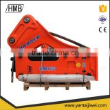 Trade assurance hydraulic breaking hammer for sale