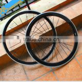 50mm carbon road wheels 700c ,high-profile chinese carbon road bike wheels clincher and tubular