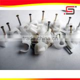electric wire nylon wall holding solar cable clips