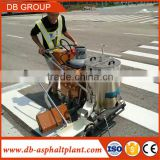 Hand Push Thermoplastic Paint Road Marking Machine Price