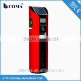 solar pay and display parking machine wholesale price