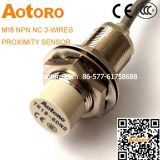 inductance sensor TR18-8DN2 NPN NC China proximity sensor high quality