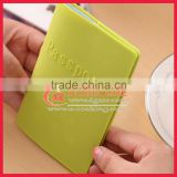 2015 Silicone passport holder/silicone case with cheap price