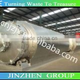 Environmental protection waste rubber pyrolysis plant made in China