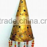 Christmas wind bell hanging, metal hanging bell, wind metal bell, animal wind chime bell,