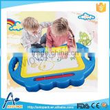 Alibaba hot selling plastic children drawing board writing board educational