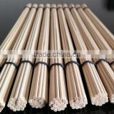 40mm Dia3mm a bundle of 19pcs bamboo sticks,bamboo drum brushes