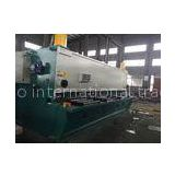 Custom Cnc Shearing Machine Sheet Metal Shearing Machine 2500 - 6000 mm Width