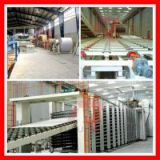 drywall plasterboard production machine