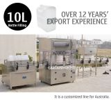 Aussie 10L Spring Water Bottling Plant 10 Litre Bottle Filling Machine