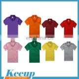 reqular fit china imports polo t-shirt clothing as a promotional gifts