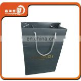 XHFJ Luxury apparel Custom logo packing branded paper bag