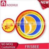 Good quality new design sport medallion flexible frisbee