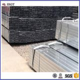 galvanized steel tube rectangular / square for construction or water pipe