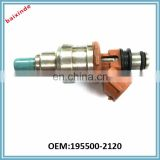 Baixinde 195500-2120 for 1990-1995 MAZDA 1.6L DAIHATSU 1.3L INJECTORS FLOW TESTED