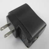 USB Switching Power Adapter, 5W Power, 0.1 to 1A Output Current