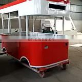 Customized mobile coffee car juice stall/food truck mobile food trailer