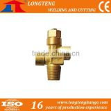 cutting machine gas cylinder manifold used valve, lpg gas cylinder valve