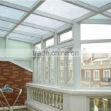 sunroom aluminium sunroom design tempered glass