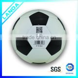 hot new products for 2015 custom printed bottom price promotional PU soccer ball/football