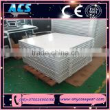 Best factory on ALIBABA to sale black and white dance floor/teak wood dance floor/portable dance floor prices