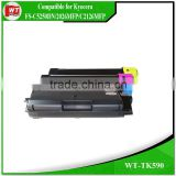 Hot sale Compatible Toner Cartridge TK590 for Kyocera FS-C5250DN Kyocera FS-C2026MFP/C2126MFP