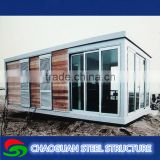 2015 Hot Sale Fast Build Prefabricated log cabins wooden house, Low Cost Wooden Villa made in China