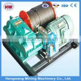 Most competitive JD series dispatching winch/mini hand winch with factory price