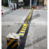 Police traffic use manual gate steel tyre killer road speed barrier high quality tyre killer barrier