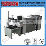 300W/400W/500W/600W/1000W Automatic Welding Thermocouple Laser Fiber Optics Welding Machines