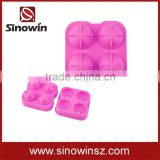 Whiskey Silicone Ice Cube Ball Maker Mold Sphere Mold Party Tray Round Bar