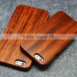Handmade Natural Genuine Bamboo wooden case mobile Backing Shell Case Cover for iPhone 5/5s 6 6plus