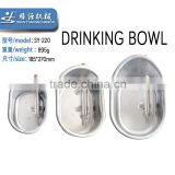 pig drinking bowl and feed bowl mode SY 90