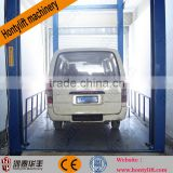 4 post car lift table for sale/car lift crane
