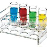 acrylic cup holder for bar and home