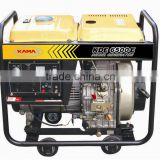 diesel portable generator for sale with key start