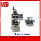 Automatic Desk-top Grinder with Built-In Agate Mortar (diameter120mm 34mm D) and Pestle - MSK-SFM-8
