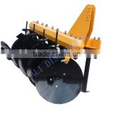 Farm high quality one way disc plough tractor 3 point baldan disc plow for sale