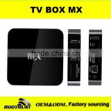 ML8726-MX dual core Smart TV Box mx android box XBMC