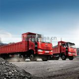 China commercial vehicle J6P series FAW dump truck