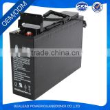 hot selling products 12V 100Ah battery for fire fighting equipment