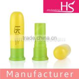 Wholesale empty round chapstick tube / lipbalm container                                                                         Quality Choice