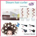 Professional automatic magic hair curler curling machine