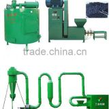 hot sale sawdust charcoal briquette making machine(20 years production experience manufacturer)