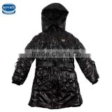 (F4510) Wholesale new arrival children warm wear baby girl down coat with hood in winter