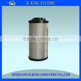 air conditioning filtration system air oil separating filter element
