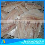 Fresh frozen fish fillet hake fillet